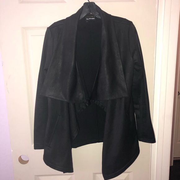 13a23d5874 the kooples sport jacket coated sweatshirt black. M_5b4e398c951996ed9ea012cd